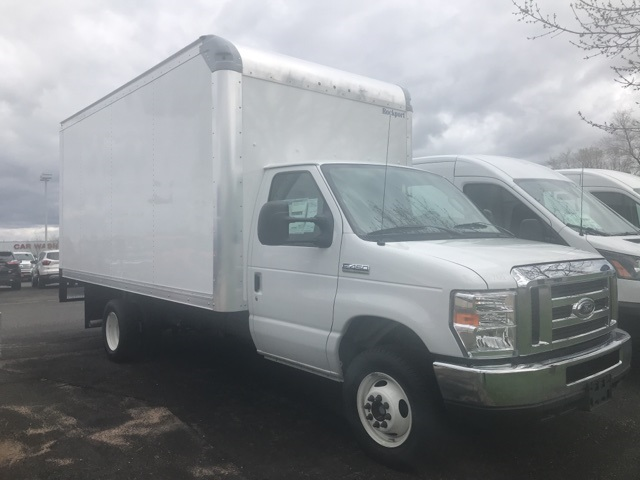 New 2019 Ford E-450SD Base