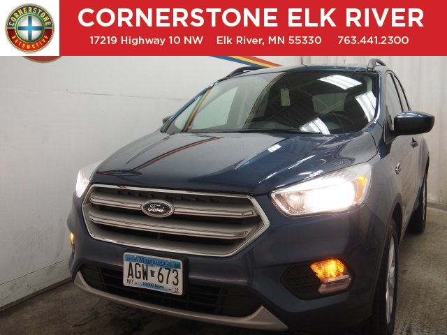Pre Owned 2018 Ford Escape Se 4d Sport Utility In Elk River B4113