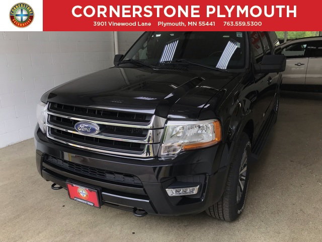 Ford Expedition El >> Pre Owned 2016 Ford Expedition El Xlt 4d Sport Utility In Elk River