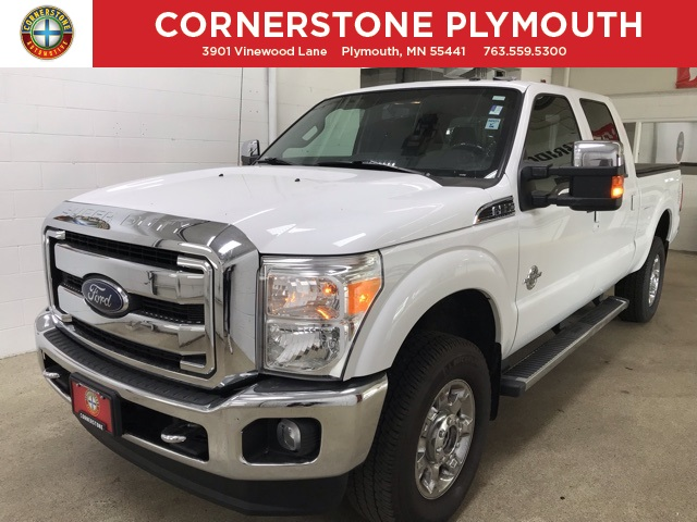 Pre-Owned 2016 Ford F-350SD