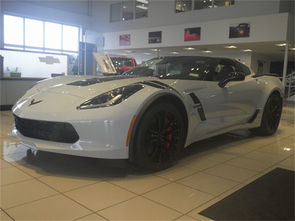 New 2019 Chevrolet Corvette Grand Sport 2d Coupe In Elk River 19005