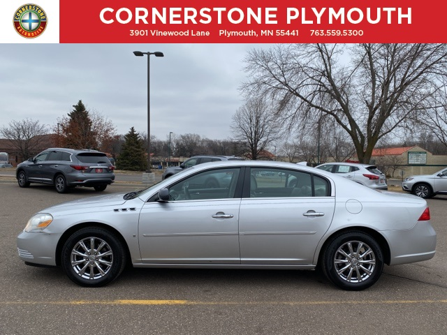 Pre-Owned 2009 Buick Lucerne CXL-3