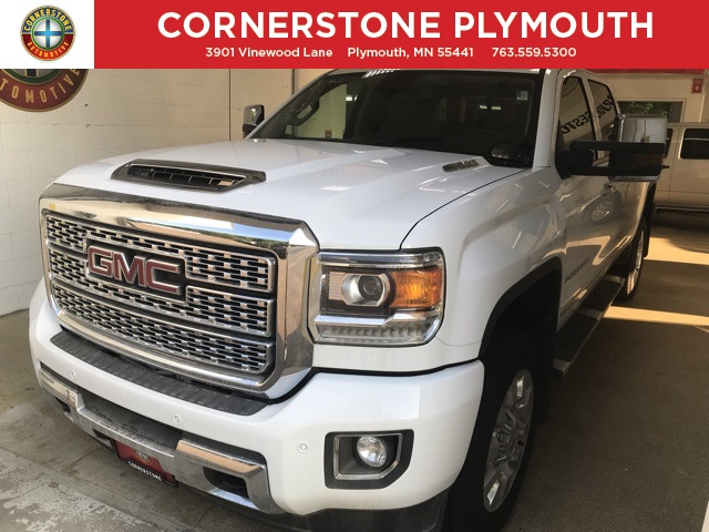 Pre Owned 2019 Gmc Sierra 2500hd Denali With Navigation 4wd