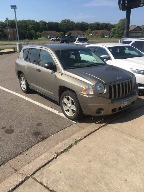 Pre Owned 2007 Jeep Compass Sport 4d Sport Utility In Elk River