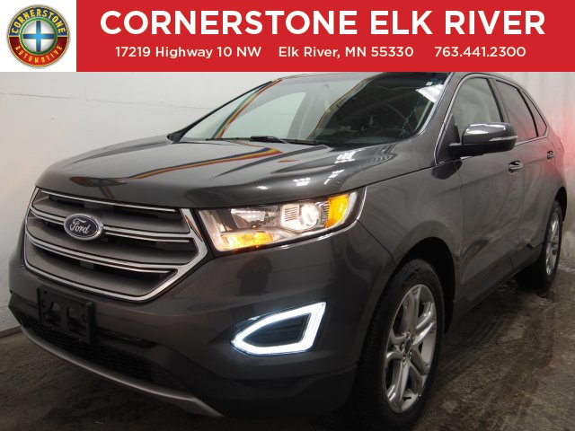 New 2018 Ford Edge Titanium 4d Sport Utility In Elk River F91187. New 2018 Ford Edge Titanium. Ford. 2008 Ford Edge Ac Duct Schematic At Scoala.co
