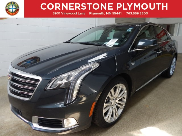 Pre Owned 2018 Cadillac Xts Luxury 4d Sedan In Elk River P15577