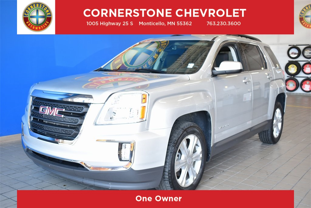 Pre-Owned 2017 GMC Terrain SLE-2 FWD 4D Sport Utility