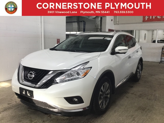 Pre Owned 2017 Nissan Murano Sl