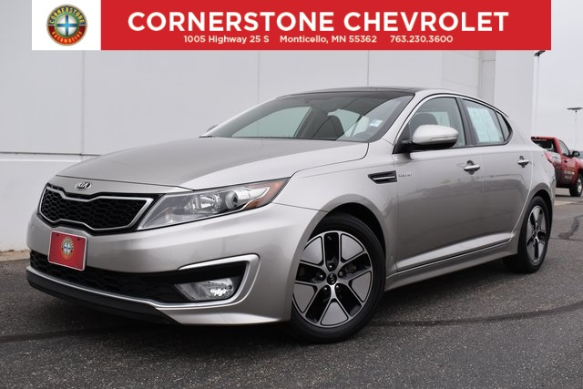 Pre Owned 2013 Kia Optima Hybrid EX