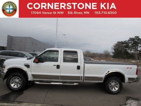 Pre-Owned 2008 Ford F-250SD