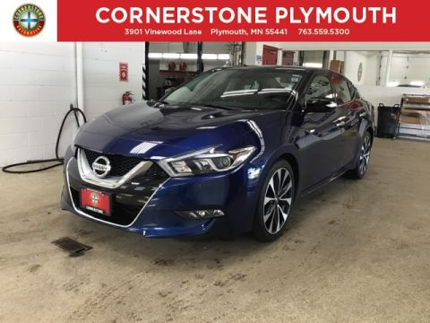 Pre-Owned 2016 Nissan Maxima SR