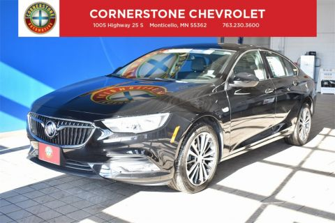 Pre-Owned 2018 Buick Regal Preferred